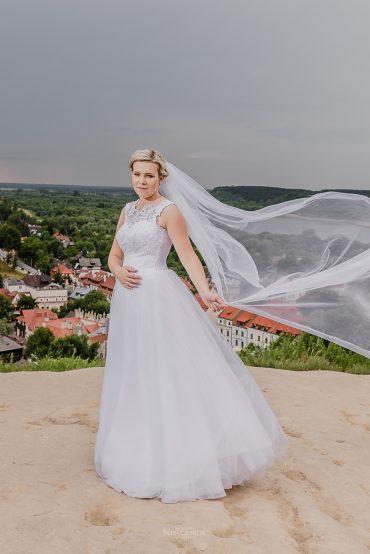 plener ślubny w Kazimierzu